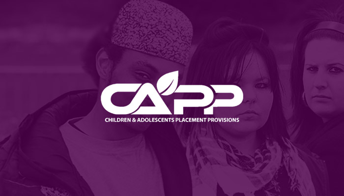 Children and Adolescents Placement Provisions (CAPP) - example of our work