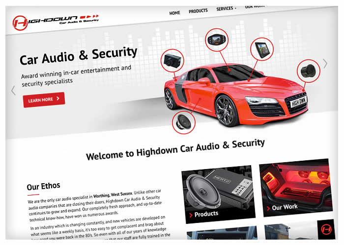 Highdown Car Audio & Security