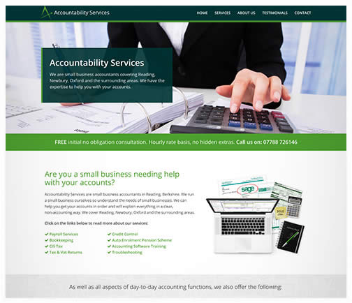 Accountability Services