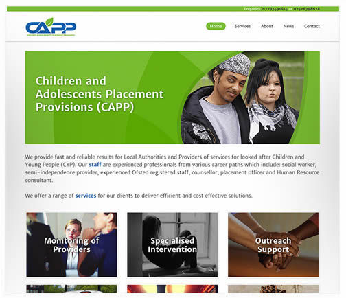 Children and Adolescents Placement Provisions (CAPP)
