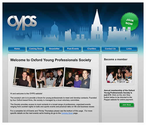 Oxford Young Professionals